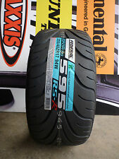 205 45 16 FEDERAL 595 RSR . ROAD LEGAL SEMI_SLICKS (Freight Australia wide)