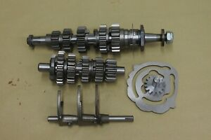TRIUMPH 5 SPEED GEARBOX ASSEMBLY T120V TR6V T140 TR7