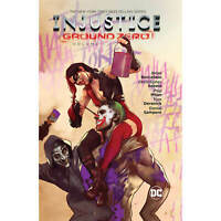 INJUSTICE GROUND ZERO - Hardcover (DC COMICS) VOL 01 - #S1