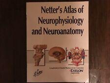NETTER'S ATLAS OF NEUROPHYSIOLOGY and NEUROANATOMY - Illustrations by F. Netter