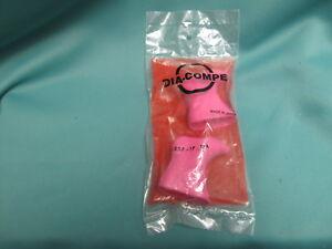 Vintage Dia Compe Aero Brake Hoods 252 1P Pink New NOS