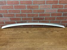 2001-2006 BMW E46 3 Series Rear Trunk Spoiler Lip Original Silver