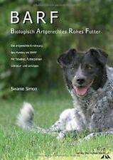BARF - Biologisch Artgerechtes Rohes Futter für Hunde vo...   Buch   Zustand gut