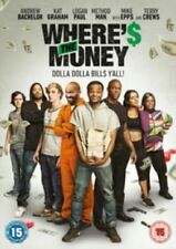 Where's The Money (Terry Crews) Wheres New DVD Region 1