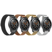 Magnetic Milanese Steel Wrist Band For Samsung Galaxy Watch 42mm/46mm R800  R810