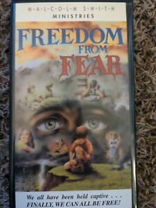 Malcolm Smith Ministry Tapes: Freedom From Fear Cassette Audiobook