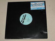 "Raw Produce Wack MC / Up All Night  2004 Female Fun Recs. HIP HOP SS 12"" Single"