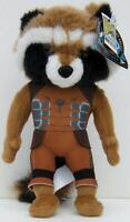 """SDCC 2014 Marvel Guardians Of The Galaxy Rocket Raccoon 10"""" Plush Exclusive"""