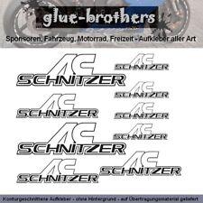 AC SCHNITZER Aufkleber Set 2.0 Farbauswahl Auto Tuning Decal Car Sticker Sponsor