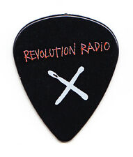 Green Day Revolution Radio Promotional Guitar Pick #4 - 2017