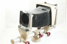 [As-Is] Linhof Color 4x5 Large Format Monorail Bellows Camera from Japan #2615