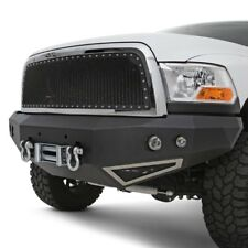 For Ford F-250 Super Duty 11-16 M1 Full Width Black Front Winch HD Bumper