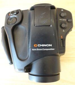 Chinon Genesis 3 III Macro Zoom 38-110mm Point Shoot Film Camera