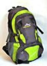 New 35 Litre Camping/Walking Rucksack/Backpack/ Grey/Red/Black Waist/Chest Strap