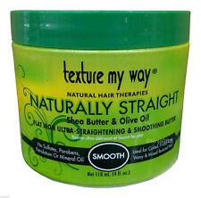 Texture My Way Flat Iron Ultra Straightening & Smoothing Butter 4oz