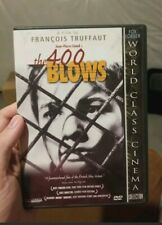 The 400 Blows. Dvd. Preowned.