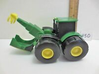 "ERTL John Deere Monster Treads Tractor with Pop Out CLAW Plastic 5"" X 3"" X 4"""