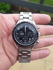 Reloj Cronógrafo para Hombres homenaje de velocidad reloj de espacio bliger Luna. impresionante!!!