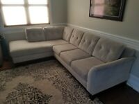 2 Piece Sofa Sleeper $1000 OBO