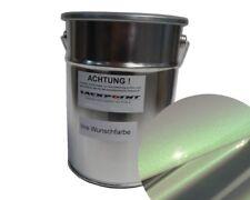 2 Litros Base de agua para pulverizar TOYOTA 082 LIMA Blanco Metálico