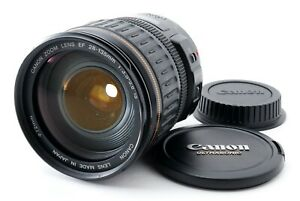 Leggere Canon Ef 28-135mm F/3.5-5.6 Is USM Zoom Lenti Made IN Giappone Testato #
