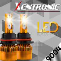 XENTRONIC LED HID Headlight  kit 9004 HB1 6000K for 1990-1992 Lexus LS400