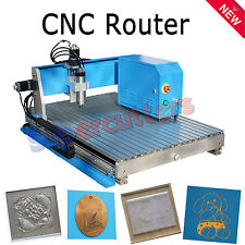 800W CNC Router Engravering Machine For Wood Acrylic MDF RS-6090 High Quality