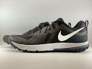 Nike Air Zoom Wildhorse 5 Mens Trail Running Shoes Size 10.5 Black AQ2222-001