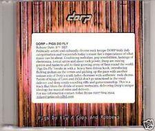 (J120) Dorp, Pigs Do Fly - DJ CD