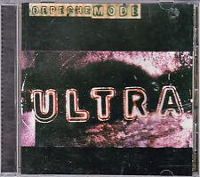 CD 11T DEPECHE MODE ULTRA DE 1997 MUTE RECORDS 724384402020 TBE.