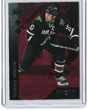 09-10 2009-10 BLACK DIAMOND BRENDEN MORROW DOUBLE DIAMOND RUBY /100 96 STARS