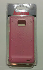 "Hama-per cellulare Cover ""Air"" per Samsung Galaxy S II, Rosa"