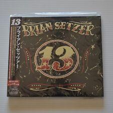 Brian SETZER - 13 - 2006  JAPAN CD DIGIPACK 14-TRACKS