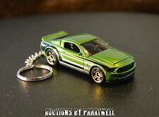 '10 Ford Shelby GT500 Super Snake Custom 1/64 Key Chain FOB porte cles llavero