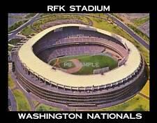 Washington Nationals - RFK STADIUM  - Souvenir Flexible Fridge Magnet