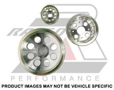 Ralco RZ Performance Pulley Kit For 02-06 Infiniti G35 FX35 Nissan 350Z (VQ35DE)