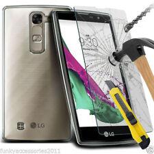 Étuis, housses et coques transparents transparents pour téléphone mobile et assistant personnel (PDA) LG