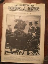 The Illustrated London News July 1, 1916, Memorial For Lord Kitchener