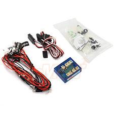Slidelogy 12 LED RC Car 2.0 LED System Flashing Head Light Drift 1:10 #SDY-0070