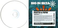 PICOTTO VS PAPINI -  Gonna Get Ya (4 Track Promo CD) - Marcel Woods / Orig Mixes