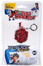 Beyblade Burst Red Keychain