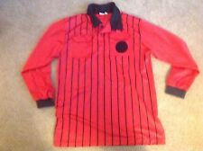 Long Sleeve soccer ref referee jersey shirt Large adult mens womens