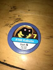Pokemon Master Trainer - Blue Chip - #140 KABUTO - 1999 BLACK BOX Ed.