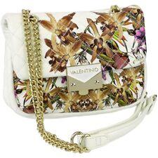 VALENTINO Bianco Damen Handtasche klein Tasche Schultertasche lady bag small