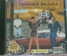 Pretty Tony - Summer Drama - 1996 Recognize Records - OOP rare - Memphis G-Funk