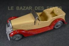 DINKY TOYS FRANCE. Cabriolet 4 places 24 G ( 1940 )
