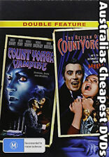 Count Yorga Vampire/Return Of Count Yorga DVD NEW, FREE POSTAGE IN AUST REG ALL