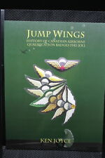 WW2 To 2012 Canadian Airborne Jump Wings History Of Qualification Wings Book
