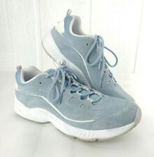New listing Easy Spirit Romy 9N Blue Sneakers Lace Up Sport Tennis Shoes Athletic Women's