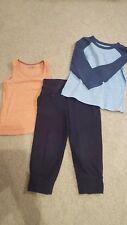 Toddler boy outfit Gap playtime favorites sweatpants shirt tank top 3T 2T